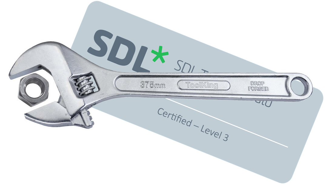 SDL Trados Certification